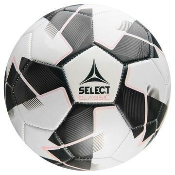 Select Jalkapallo Classic Valkoinen/Musta