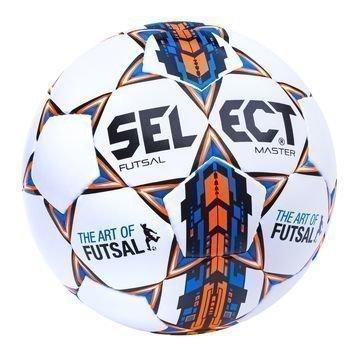 Select Jalkapallo Futsal Master Valkoinen/Sininen/Oranssi