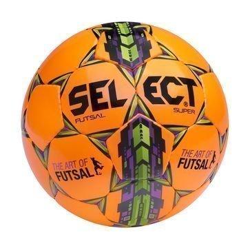 Select Jalkapallo Futsal Super Oranssi/Lila/Vihreä
