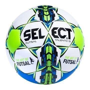 Select Jalkapallo Futsal Talento 13 Valkoinen/Vihreä/Sininen Lapset
