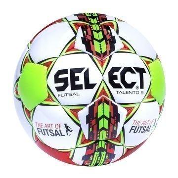 Select Jalkapallo Futsal Talento 9 Valkoinen/Vihreä/Punainen Lapset
