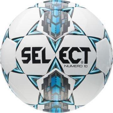Select Jalkapallo Numero 10 Valkoinen/Sininen