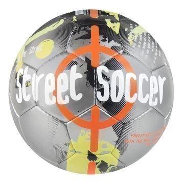 Select Jalkapallo Street Soccer Hopea/Keltainen ENNAKKOTILAUS