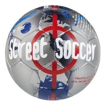 Select Jalkapallo Street Soccer Hopea/Sininen ENNAKKOTILAUS