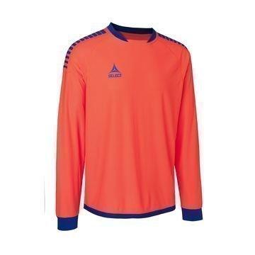 Select Maalivahdin paita Brazil Oranssi