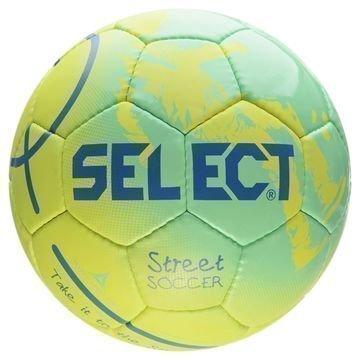 Select Street Jalkapallo Keltainen/Oranssi