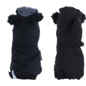 Sherpa Animal Infant Mitten
