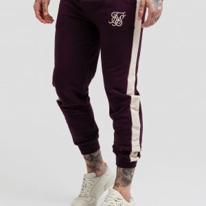 Siksilk Lightweight Track Pants Violetti