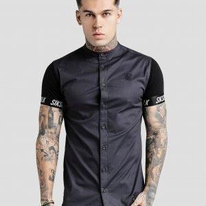 Siksilk Short Sleeve Shirt Harmaa