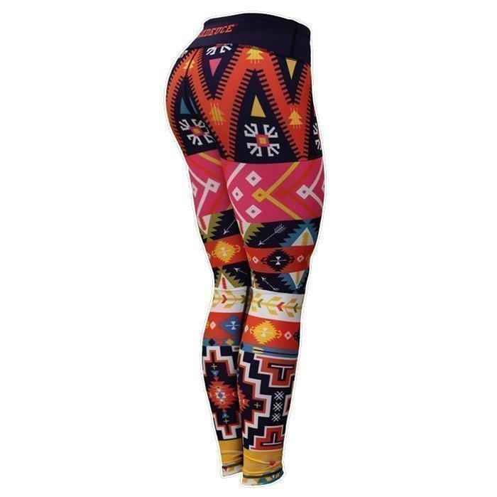 Six Deuce Aztek Fitness Leggings printed M