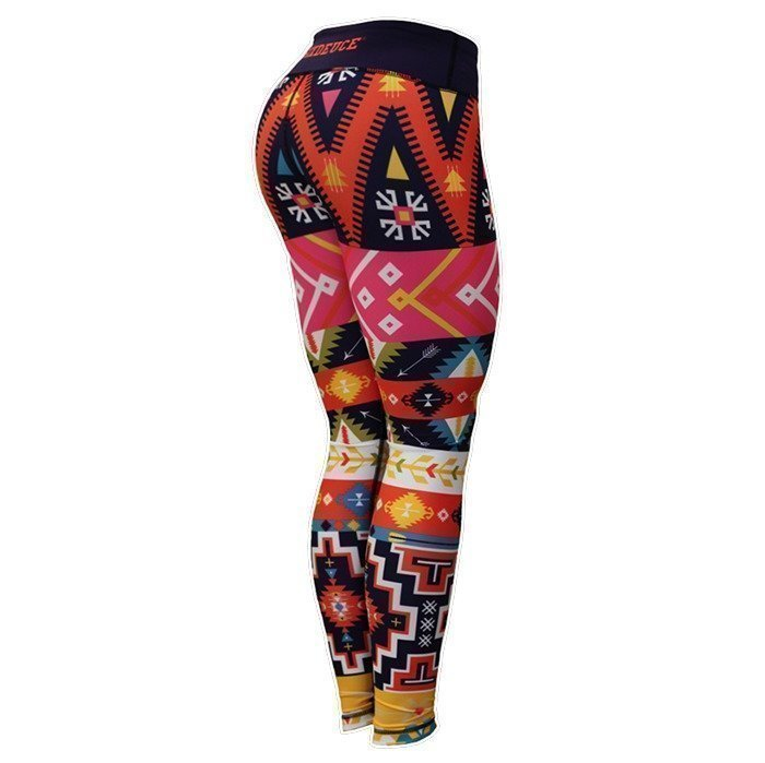 Six Deuce Aztek Fitness Leggings printed