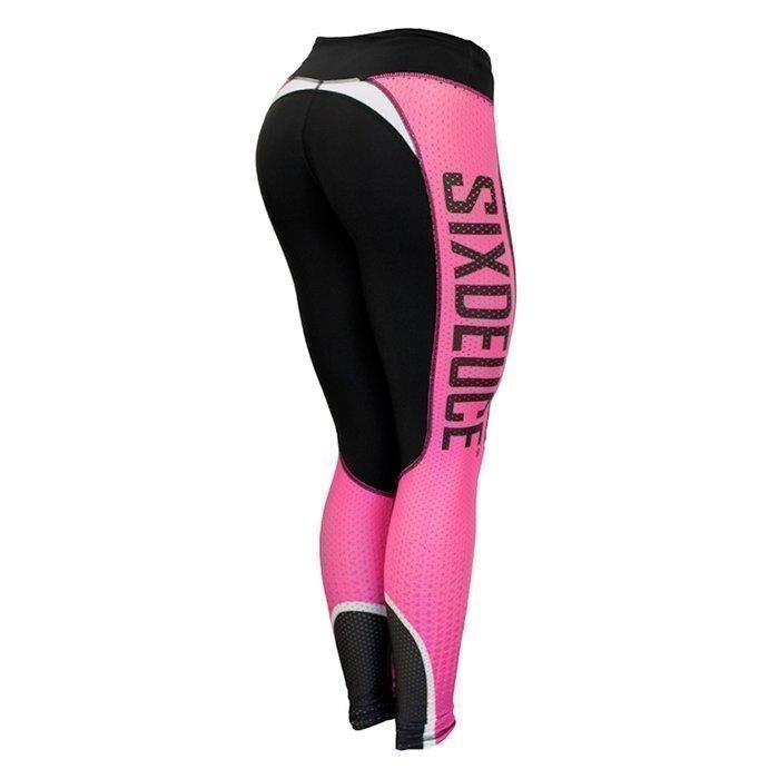 Six Deuce Beast Mode Leggings Pink M