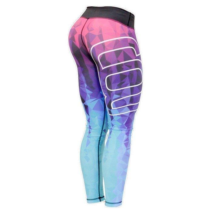 Six Deuce Oceana Fitness Leggings blue/purple