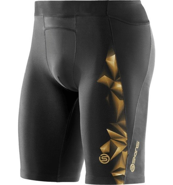 Skins A400 Gold 1/2 Tights