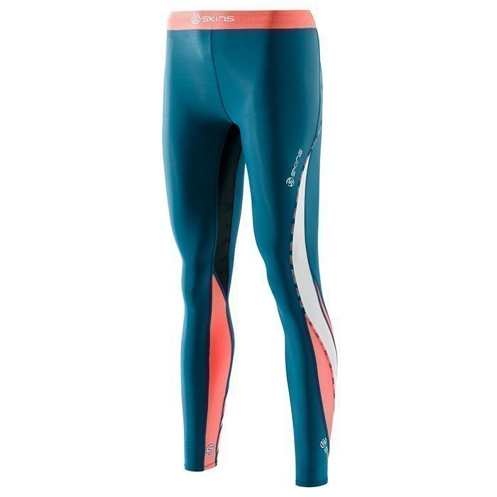 Skins DNAmic Women Long Tights Cerulean L
