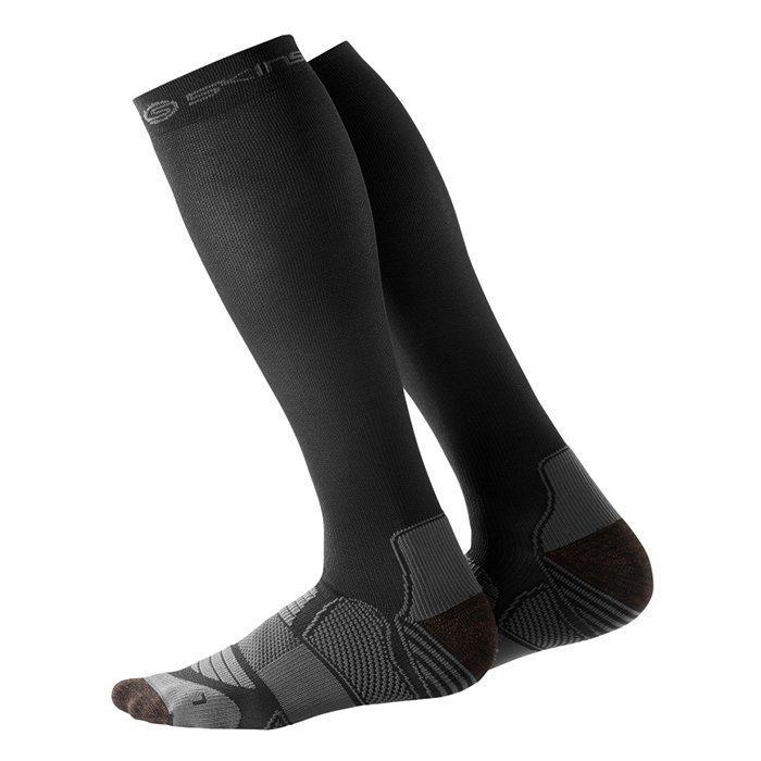 Skins Men Compressions Socks Black/Pewter XL