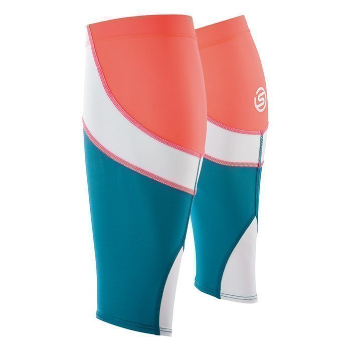 Skins Unisex Calftights MX Cerulean XS
