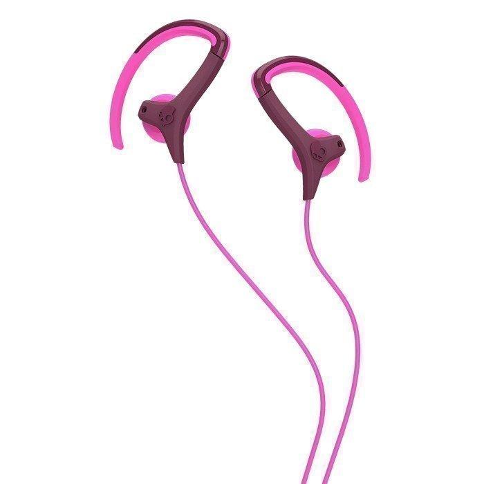 Skullcandy CHOPS BUD Plum/Pink/Pink