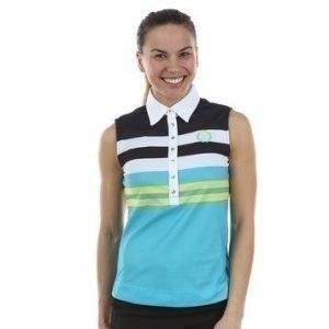 Sl Etty Polo Shirt W Embr