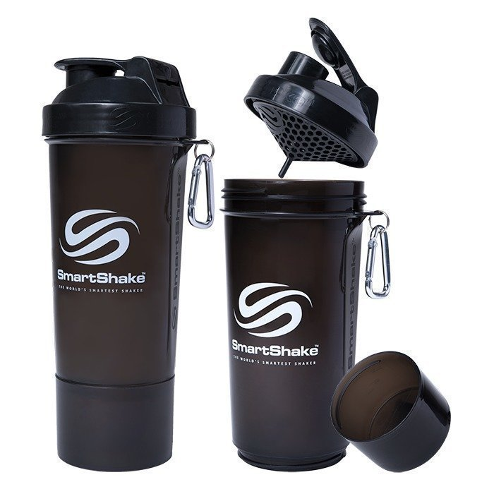 Smartshake Slim 500 ml Neon Blue