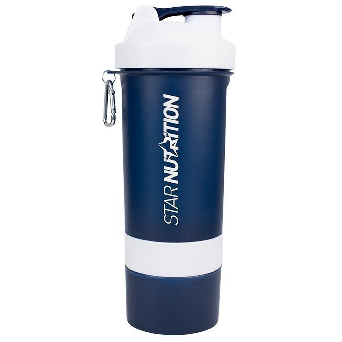 Smartshake Star Nutrition SmartShake 800ml Blue/White