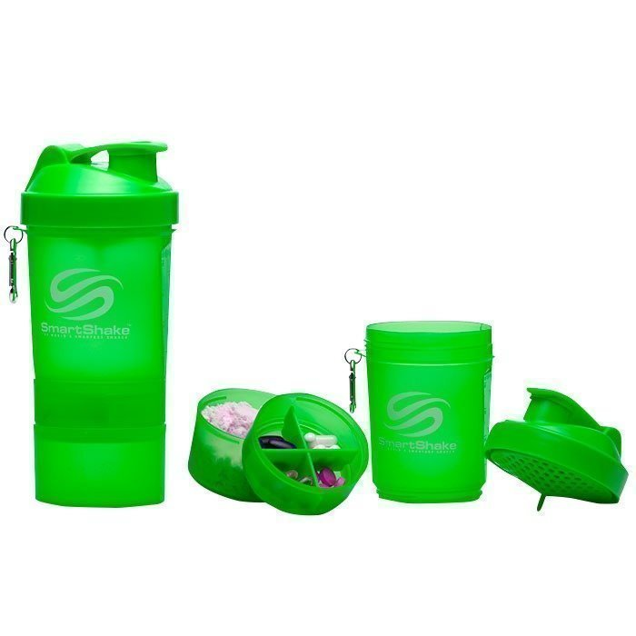Smartshake V2 600ml Neon Green