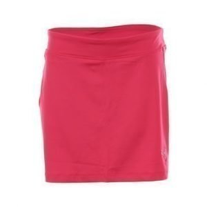Solid Knit Skirt Jr