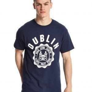 Source Lab Dublin T-Shirt Laivastonsininen