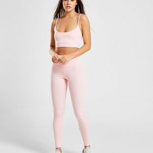 South Beach High Waisted Legginsit Vaaleanpunainen