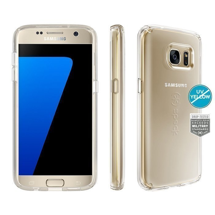Speck SPECK Samsung Galaxy S7 CandyShell Clear