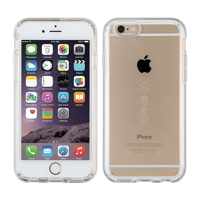 Speck iPhone 6/6s CandyShell Clear/Clear