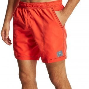 "Speedo 16"" Trim Swim Shorts Lobster"