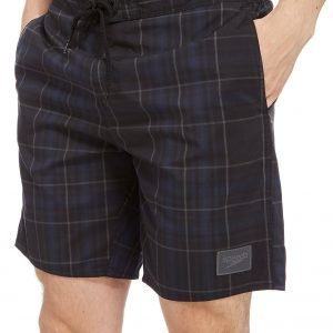 "Speedo Check Leisure 18"" Swim Shorts Harmaa"
