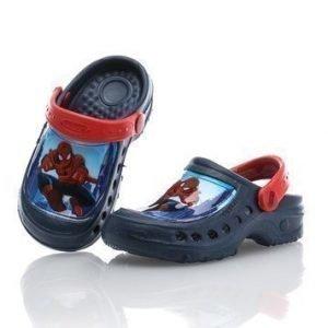 Spiderman Clog