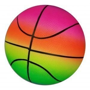 Sportme 22 Cm Rainbow Koripallo