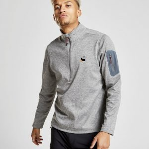 Sprayway Saul 1/2 Zip Sweatshirt Harmaa