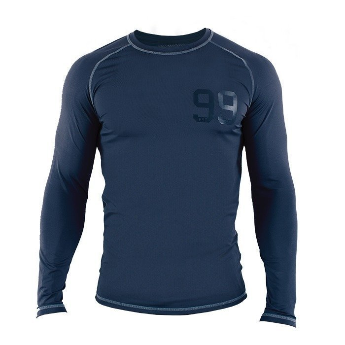 Star Nutrition -99 Long sleeve Blue Men S
