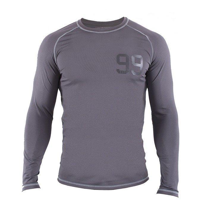 Star Nutrition -99 Long sleeve Grey Men M