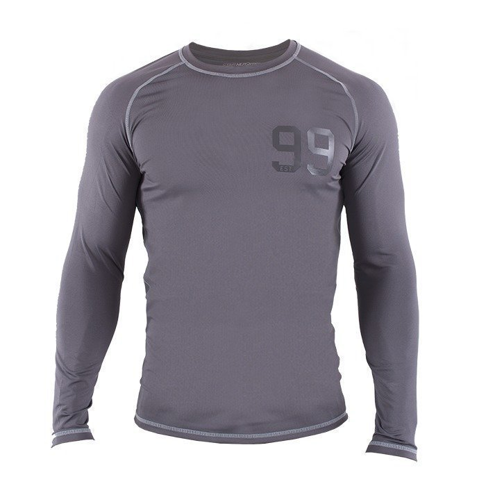Star Nutrition -99 Long sleeve Grey Men S