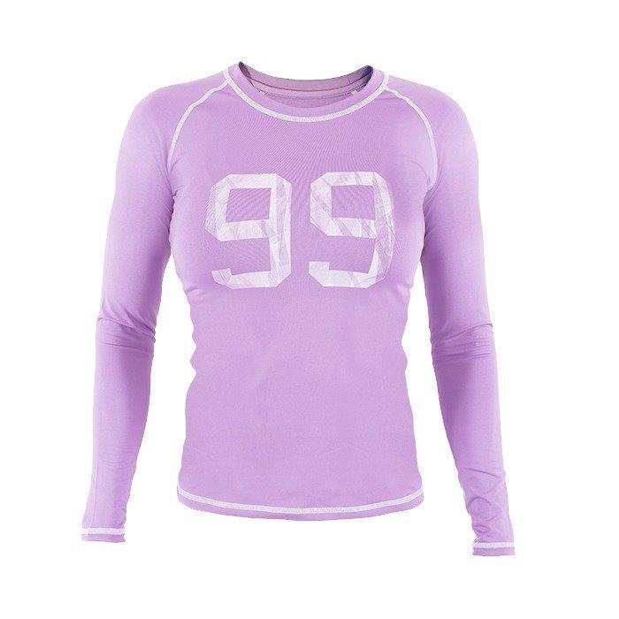Star Nutrition -99 Long sleeve Purple Women M