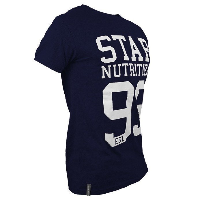Star Nutrition -99 T-shirt Blue Men M
