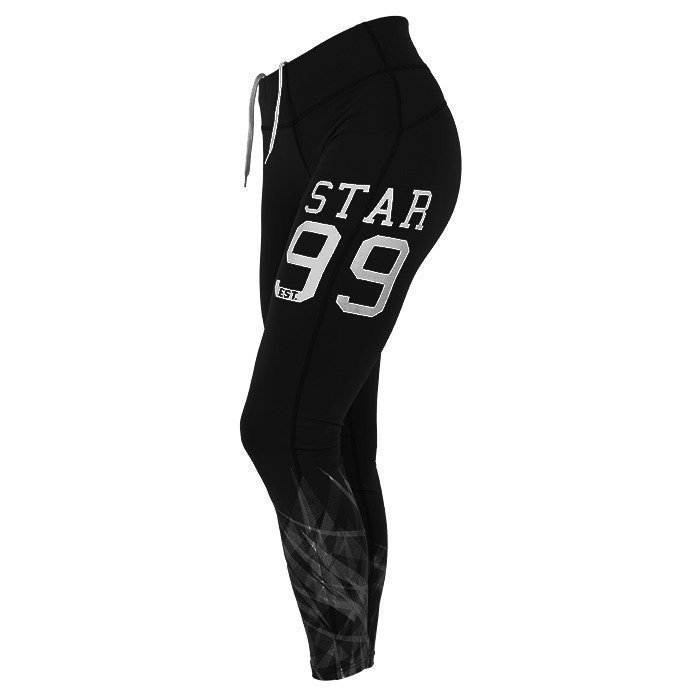 Star Nutrition -99 Tights Black Women M