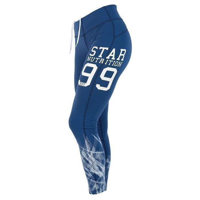 Star Nutrition -99 Tights Blue Women