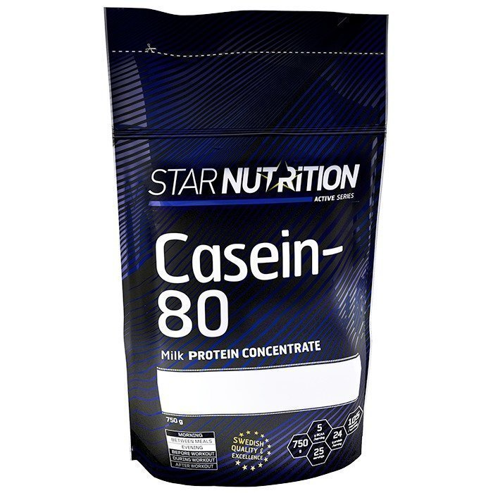 Star Nutrition Casein-80 750 g Minty Chocolate