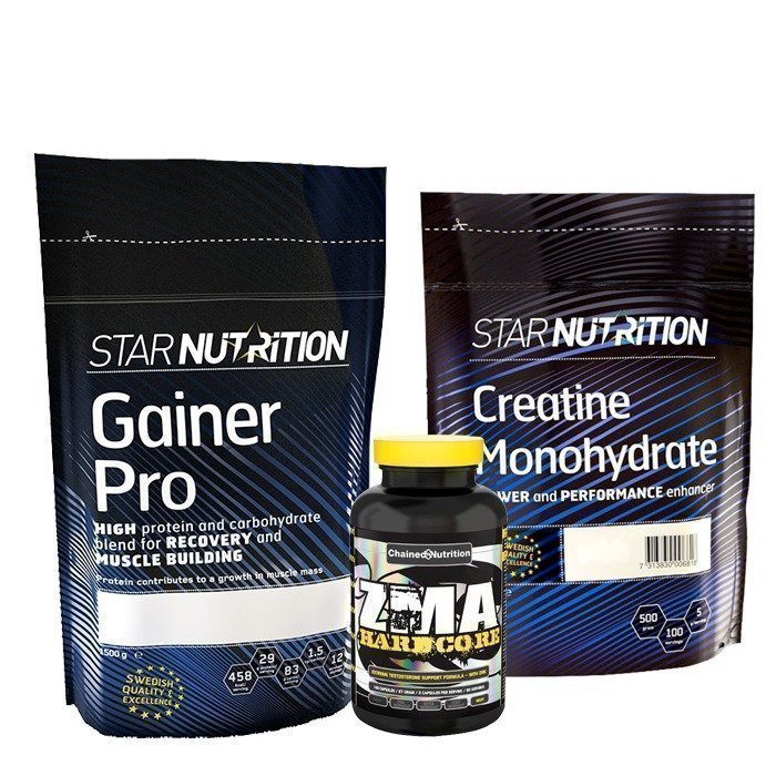 Star Nutrition Gainer Pack Basic