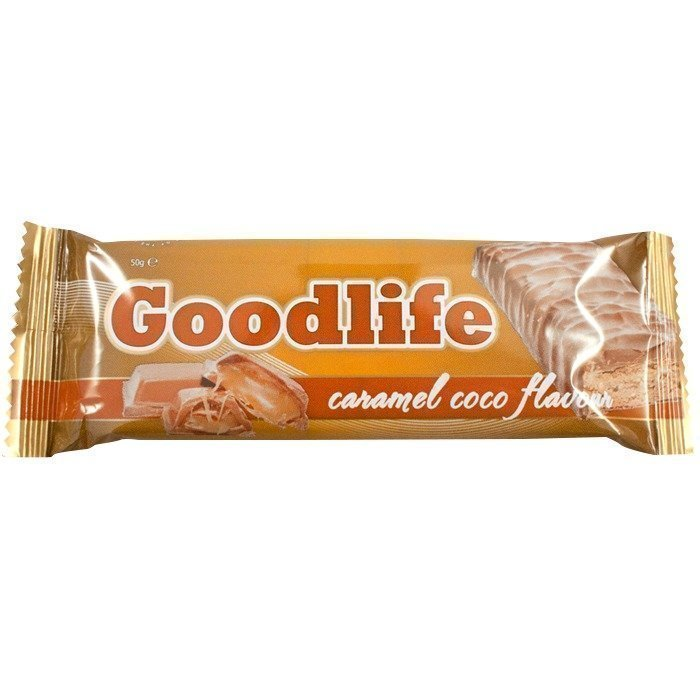 Star Nutrition Goodlife 50 g Crispy Gingerbread Cookie