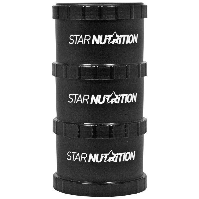 Star Nutrition PowerTower Star Nutrition Black transparent