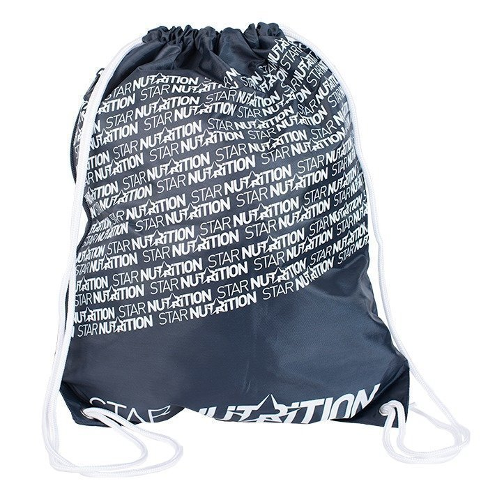 Star Nutrition String bag Blue