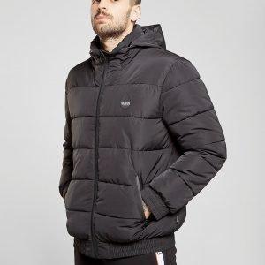 Status Bracket Jacket Musta