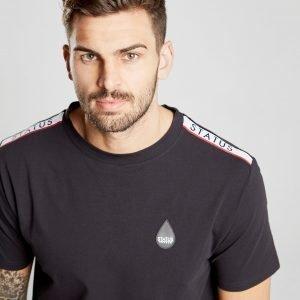 Status Essex T-Shirt Musta